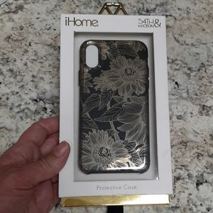 NIB 54th and Madison iPhoneX/Xs Case
